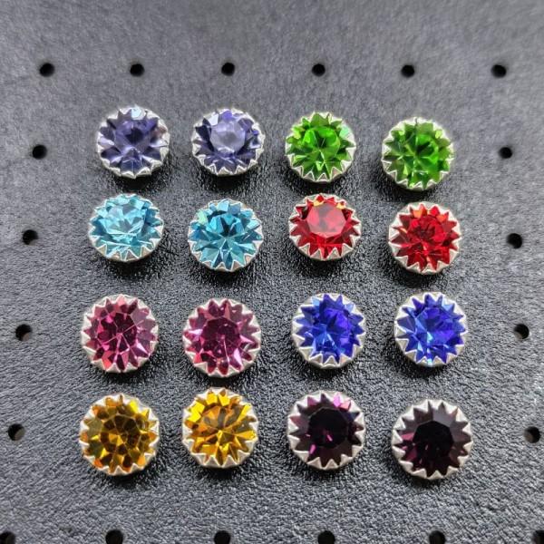 Minđuše Kolor S 6,7mm