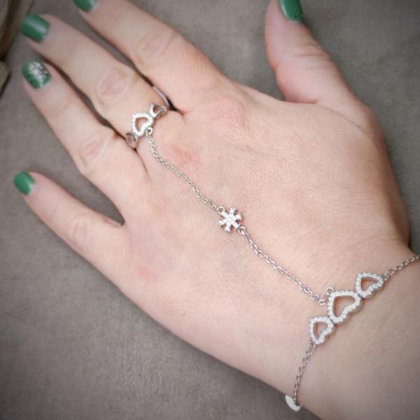 Prsten sa narukvicom