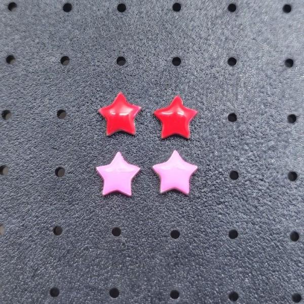 Minđuše Zvezdice