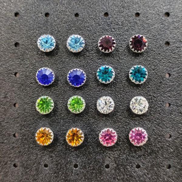 Minđuše Kolor S 5,4mm